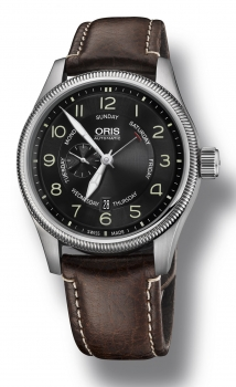 Oris Big Crown Small Second, Pointer Day 0174576884064