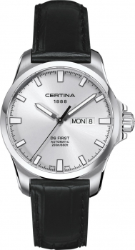 Certina DS FIRST DAY-DATE Herrenuhr C014.407.16.031.00