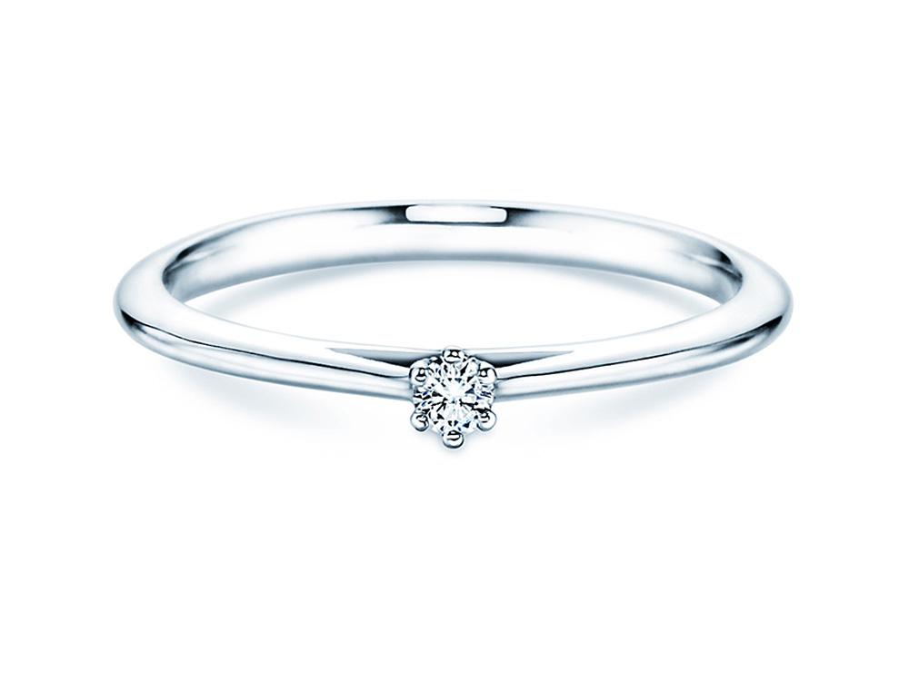Verlobungsring Shop   Rivoir Brillantring Verlobungsring 430696 Im Juwelier Online Shop