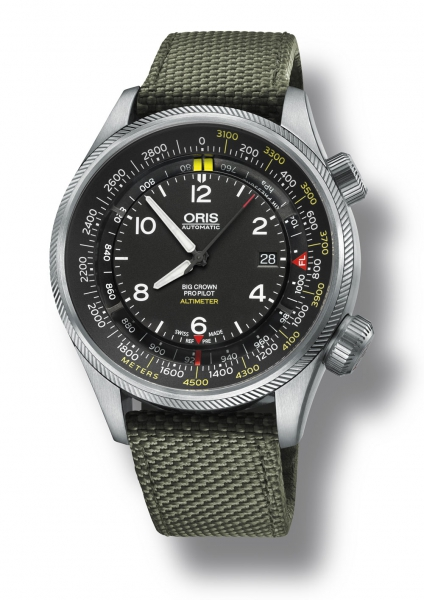Oris Big Crown ProPilot Altimeter 0173377054164