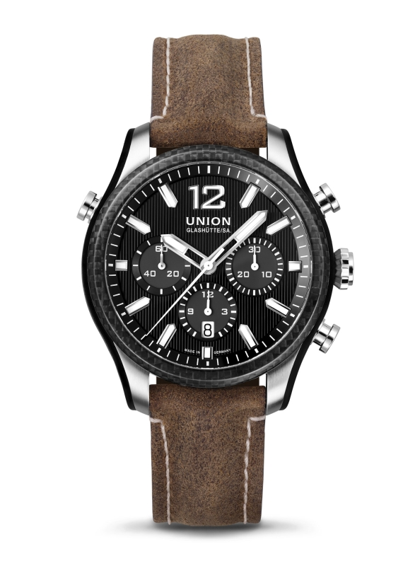 Union Glashütte Chronograph Sport