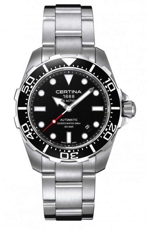 Certina DS ACTION DIVER Herrenuhr  C013.407.11.051.00
