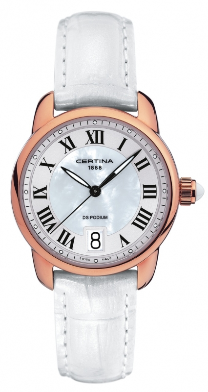 Certina DS PODIUM LADY - 3 HANDS C025.210.36.118.00