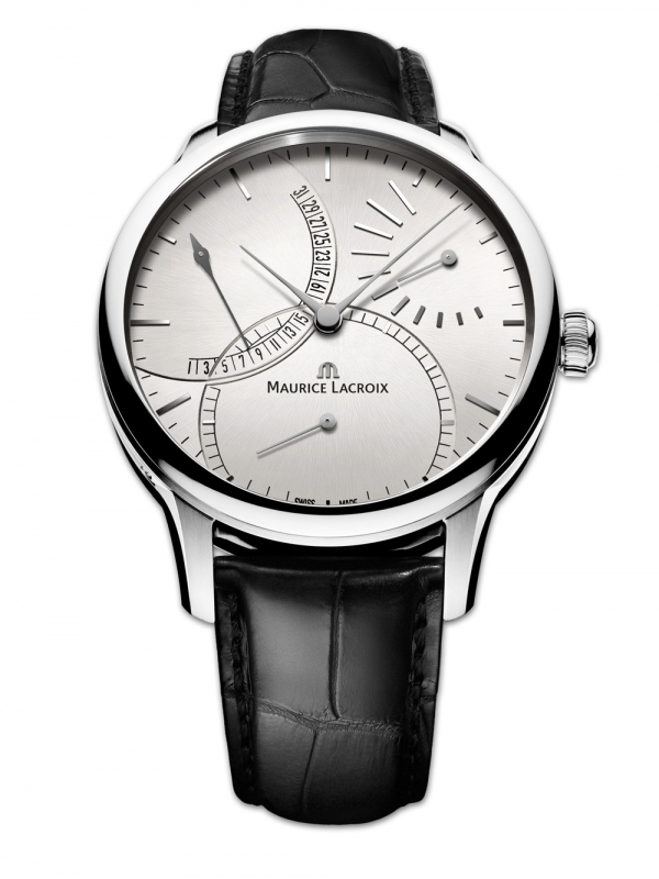 Maurice Lacroix Masterpiece Herrenuhr MP6508-SS001-130